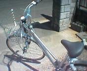 自転車を買い替えたぞ