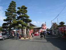「虚空蔵尊大祭」「富士宮やきそば」
