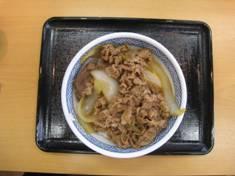 吉野家の「牛丼」、そして「マリーシャプス」