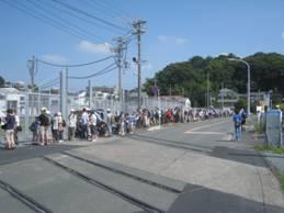 JRさわやかウォーキング「「新幹線なるほど発見デー」と大正時代の小さなSLを訪ねて」