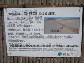 「中田島砂丘」、そして「おかかごはん」