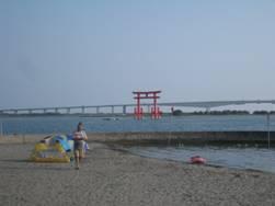 JRさわやかウォーキング「浜名湖の海風と弁天島からの夕日を眺めて」