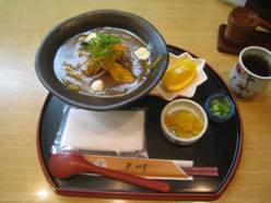 「玉川」の「豊橋カレーうどん」、そして「TOKYO BLACK」・・・「円明院」