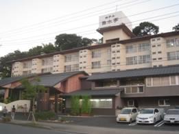 「魚勝」、そして「ホテル鞠水亭」