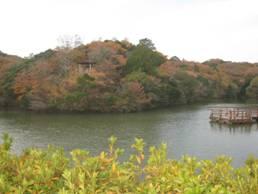 JRさわやかウォーキング「袋井の古刹 紅葉の油山寺と旧東海道ウォーキング」