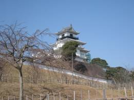 JRさわやかウォーキング「龍尾神社しだれ梅と掛川城下めぐり」、そして「桃とさくらんぼ」