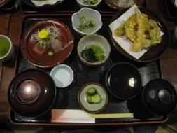 「和食処 万松」、そして「瀬戸内レモン味」