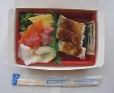「ふうちゑ」「神村製菓舗」「海鮮ちらしと穴子の押し寿司」、そして「くまがいほるもん」