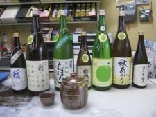 游醉會「福島県の自然酒蔵「仁井田本家」」を囲んで」