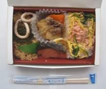 「人間ドック」「北海道産 秋鮭のうまいべさ弁当」、そして「LOTTE Toppo 冷しパイン味」