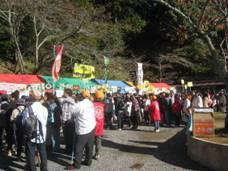 JRさわやかウォーキング「法多山「全国だんごまつりと県内B級グルメ」体験」