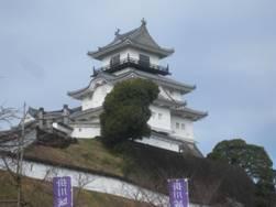 JRさわやかウォーキング「掛川城下町めぐり、「しだれ梅」が咲く龍尾神社を訪れる」、そして「曽我漬」