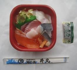 """「丼丸」、そして「全国ローカル""""海鮮丼""""めぐり」"""