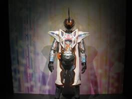 「超世代 仮面ライダー プレミアムアート展」、そして「夏みかんスライス」