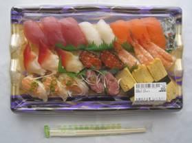 「ふのり」、そして「手巻き寿司の具」「炙りにしん炊き合わせ」