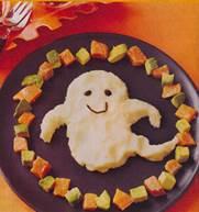 ハロウィンのスペシャルメニュー(Happy Halloween!)