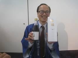 日本酒大きき酒会 in HAMAMATSU2018